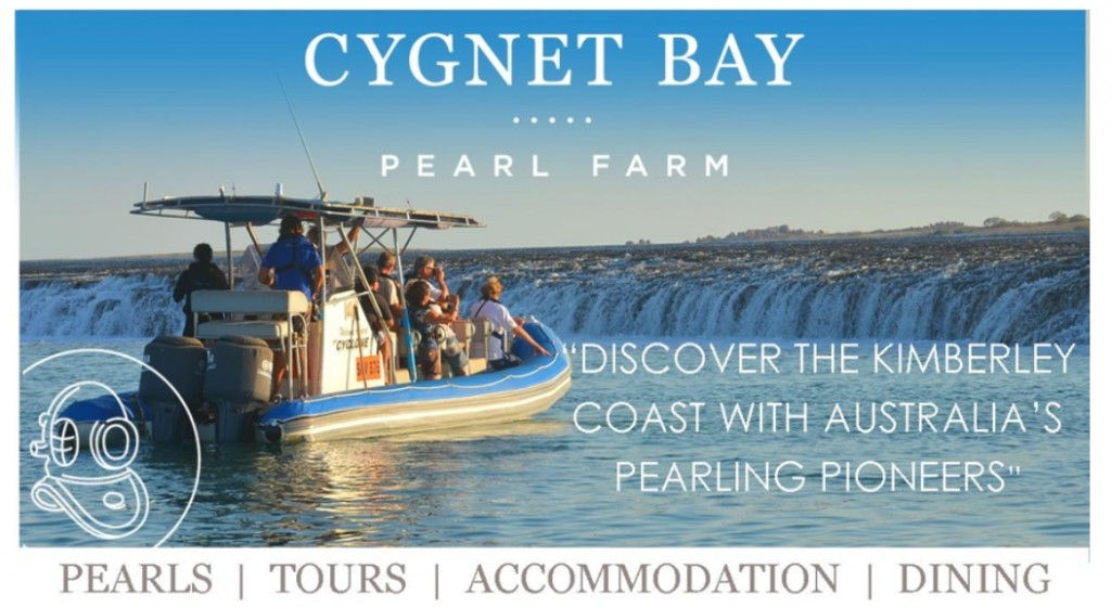 Cygnet Bay Pearl Farm